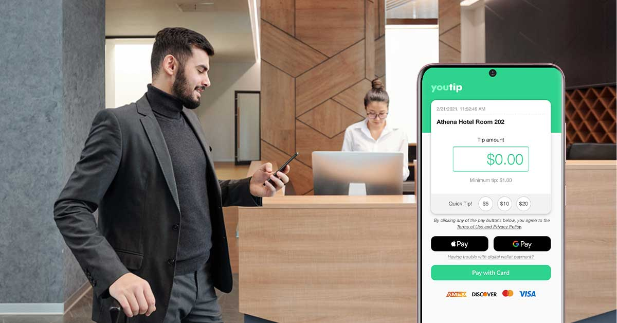 The Importance of a Complete Enterprise Digital Tipping Solution for Hotels